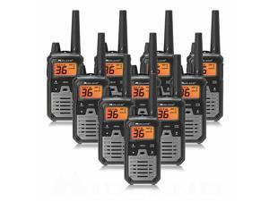 Midland X-Talker T290VP4 - Black (10 Radios) T290VP4 X-Talker Radio-Black