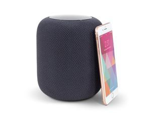 Apple HomePod - Space Gray. The Home Speaker Featuring an Amazing Audio Experience Combined With an Intelligent Assistant.  Bulk (Non-retail) packaging.