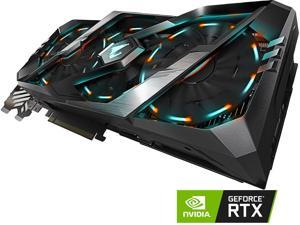 GIGABYTE AORUS GeForce RTX 2080 Ti GDDR6 PCI Express 3.0x16 SLI ATX Video Card