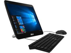 """ASUS 15.6"""" Touch HD 1366 x 768 All-in-One Computer Intel Celeron N4000 1.10GHz 4GB DDR4 128GB SSD  Windows 10 Pro 64-Bit"""