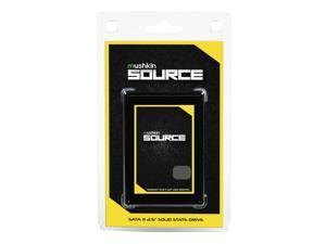 Mushkin 250GB Source-II-LT - - 2.5 Inch - SATA III - 6Gb/s - 3D Vertical TLC - 7mm – Internal Solid State Drive (SSD) Model MKNSSDS2250GB-LT