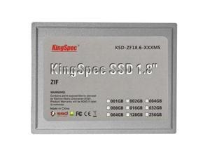 "KingSpec 32GB 1.8"" ZIF MLC 40-Pin SSD Solid State Disk SMI Controller Model KSD-ZF18.6-032MS"