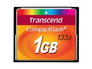 Transcend 1GB CompactFlash (CF) Card