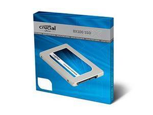 Crucial 500GB BX100 2.5 SATA 6Gbps SATA III MLC NAND Internal Solid State Drive (SSD) Model CT500BX100SSD1