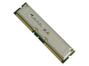 Samsung 256Mb PC800 Rambus RDRAM module Model MR16R1628EG0-CM8
