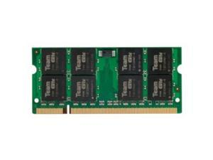 Team 1GB Elite DDR2 PC2-6400 800MHz SO-DIMM 200 pins laptop memory module Model TED21G800C6-S01