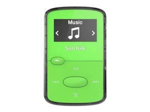 """SANDISK  8GB .96"""" Clip Jam(TM) MP3 Players (Black) Model SDMX26-008G-G46K"""