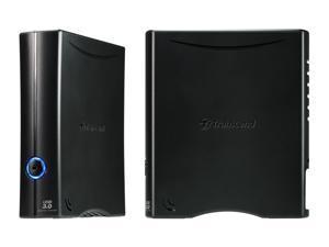 Transcend 8TB StoreJet 35T3 USB3.0 External Desktop Hard Drive Model TS8TSJ35T3