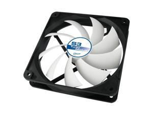 ARCTIC S3 Turbo Module - Powerful Ventilation Add-On for Accelero S3 - 120 mm Fan for Increasing the Cooling Performance to 200 Watts - Extension Fan for ARCTIC Graphics Card Cooler Accelero S3
