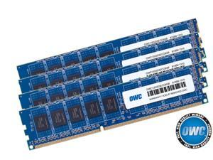 OWC 32GB ( 4x8GB ) PC3-10600 DDR3 ECC 1333MHz SDRAM DIMM 240 Pin Memory Upgrade kit For Mac Pro 'Nehalem' & 'Westmere' models.Perfect For the Mac Pro 8-core and Quad-core Xeon systems.OWC1333D3W8M32K