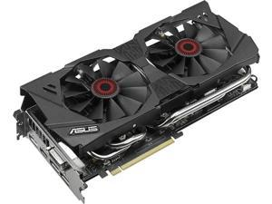 ASUS 4GB GeForce GTX 980 256-Bit GDDR5 PCI Express 3.0 HDCP Ready SLI Support Video Card Model STRIX-GTX980-DC2OC-4GD5