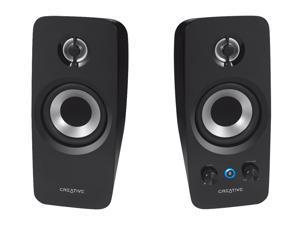 Creative T15 2.0 Speaker System Black Wireless Speaker Model 51MF1670AA003