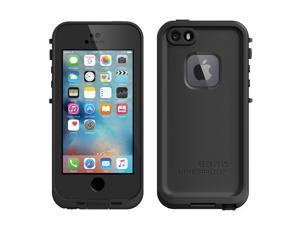 LifeProof Fre Phone Case for Apple iPhone 5, 5s, SE Color Black Model 77-53685