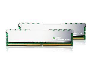 Mushkin Enhanced Silverline 16GB (2 x 8GB) 288-Pin DDR4 SDRAM DDR4 2400 (PC4 19200) Desktop Memory Model MSL4U240HF8GX2