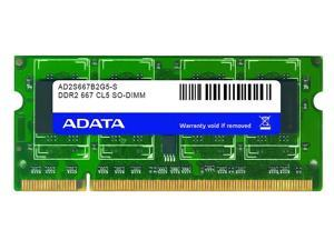 ADATA 2GB DDR2 667MHz PC2-5400 Notebook Memory