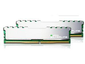 Mushkin Enhanced Silverline 16GB (2 x 8GB) 288-Pin DDR4 SDRAM DDR4 2666 (PC4 21300) Memory (Desktop Memory)                                      Model MSL4U266KF8GX2