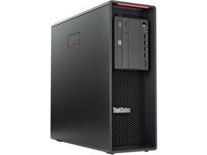 Lenovo ThinkStation P520 Workstation Intel Xeon W-2123 Quad core 3.60GHz 8GB DDR4 1TB HDD Windows 10 Pro 64-bit
