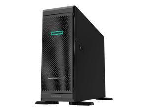 Hpe Proliant Ml350 G10 4U Tower Server - 1 X Xeon Silver 4210R - 16 Gb Ram Hdd Ssd - Serial Ata/600 12Gb/S Sas Controller