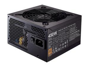 Cooler Master MWE 450Watt Silencio Fan Modular 80PLUS Bronze Power Supply