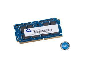 OWC 64.0GB 2x 32GB DDR4 PC4-21300 2666MHz SO-DIMM 260 Pin Memory Upgrade Kit For 2019 iMac and 2018 Mac Mini Models and PCs Which Utilize PC4-21300 SO-DIMM. Model OWC2666DDR4S64P