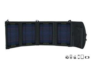 EyezOff SP8 Foldable Solar Panel Pack (14W Capacity) 5V/2.2A Output