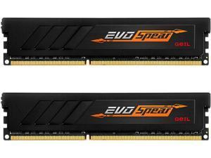 GeIL 16GB (2 x 8GB) EVO SPEAR DDR4 3000MHz PC4 24000 Desktop Memory