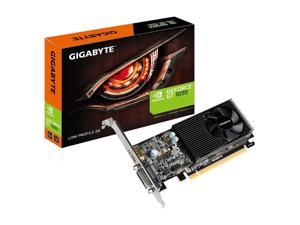 GIGABYTE NVIDIA GeForce GT 1030 Low Profile 2G Computer Graphics Card