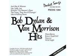 Pocket Songs Karaoke CDG #1284 - Bob Dylan & Van Morrison Hits