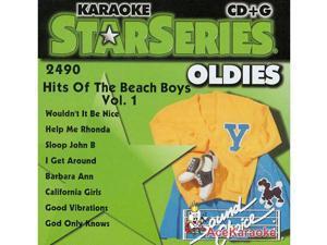 Sound Choice Star CDG SC2490 - Hits Of The Beach Boys Vol.1