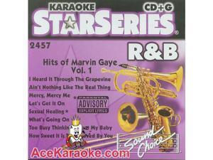 Sound Choice Star CDG SC2457 - Hits Of Marvin Gaye Vol.1