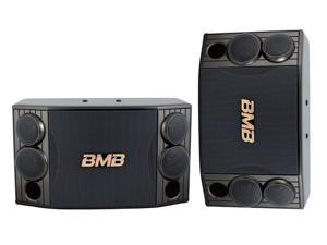 "BMB CSD-880 1000W 10"" High Power Karaoke Speakers (Pair)"