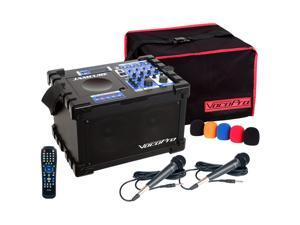 VocoPro JAMCUBE MC 100W Stereo All-In-One PA/Entertainment Package