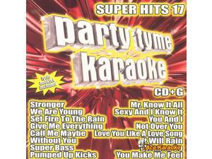 Party Tyme Karaoke CDG SYB1109 - Super Hits 17