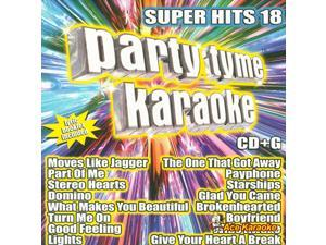 Party Tyme Karaoke CDG SYB1111 - Super Hits 18