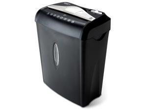 Aurora AU875XA 8-Sheet Crosscut Paper and Credit Card Shredder with 3.7-gallon Wastebasket