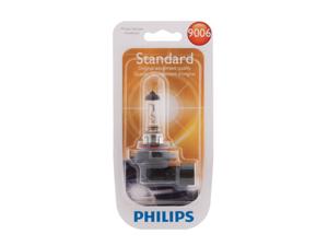 Philips 9006 Standard Halogen Headlight Bulb (Low-Beam), Pack of 1