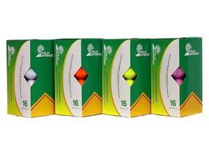 Palm Springs Golf Balls 16 pk WHITE