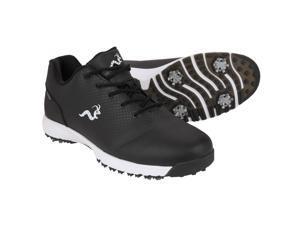 Woodworm Tour V3 Mens Waterproof Golf Shoes - Black 11