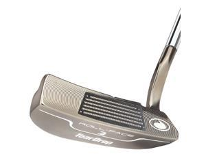 """TearDrop Golf Roll-Face 3 Putter ? Headcover Included - 34"""""""