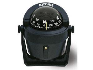 Ritchie - B-51  Navigation Explorer Compass, 2 3/4-Inch Dial With Braket Mount Black - Ritchie