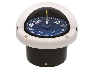 Ritchie Ss - 1002W WhiteRitchie Ss - 1002W Supersport Compass  -  Flush Mount  -  White