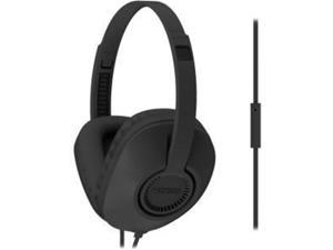 KOSS Black 189270 Full Size with Mic