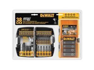 DEWALT DW2169 38 Piece Impact Ready Accessory Kit