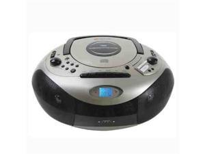 Ergoguys - 1886 - Califone Spirit SD CD/Cassette Stereo Boombox 4Way Speak Via Ergoguys
