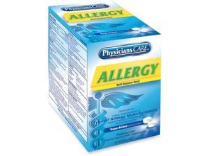 Physicianscare Allergy Antihistamine Medication Two-Pack 50 Packs/Box 90091