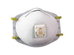 C-C-N95 Partic Respir Whi 8010/Box