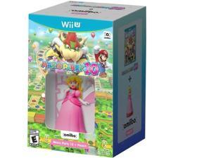 MarioParty10 Peach amiibo WiiU