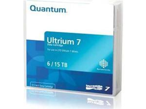Quantum MR-L7MQN-05 Media 5-Pk Qtm Data Cartridge For Lto-7, Contains Qty 5 Mr-L7Mqn-01, 6Tb/ 15Tb U