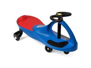 PlaSmart PlasmaCar RideOn Toy (Blue)