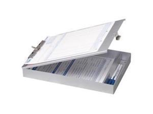 "Officemate Storage Clipboard 1-1/2"" Deep Steel Clip 9""x13"" AM 83200"